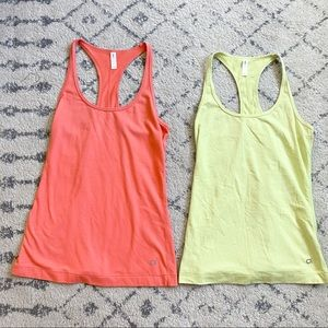 Gap breathe tanks